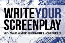 Write Your Screenplay Photo