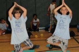 Kid's Yoga (4 - 6 years old) Photo