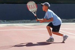 Outdoor Tennis (3 - 5 years old) Photo