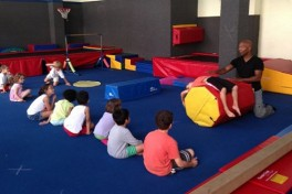 Gymnastics for Kids: 4-5, 6-7, 8+ years old Photo