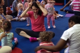 Music Yoga for Kids Photo