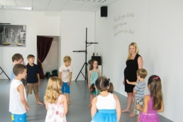 Broadway Bound: Singing, Acting, Dancing (Ages 6-8) Photo