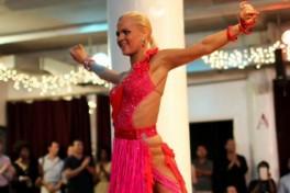 International Latin - Solo Latin Choreography Photo