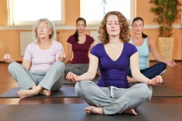 7-8 AM Express Yoga Open to All Photo