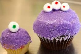 Spooky Cupcake Challenge Photo