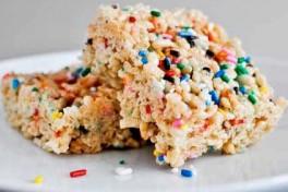 Krispies & Sprinkles Photo