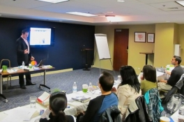 Speed Reading Foundation Course-LA Photo