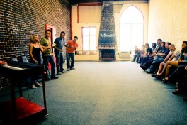 December 2014 3-day Intensive: Improv & Writing Photo