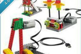 Junior LEGO Robotics Engineering 5-6 years Photo