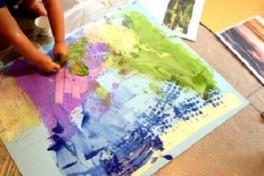 Morning Toddler Art Studio (Ages 2-3) Photo