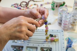 DIY Jewelry: Design with Beads Photo