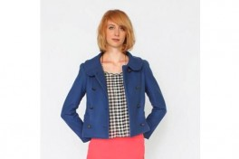 Sewing: Cropped Jacket Photo