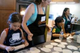 Summer Pie Baking Photo