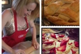 Spring Pie Baking Photo