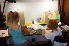 Trial Art Class for Kids Photo