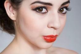 TV & Film Makeup Class Photo