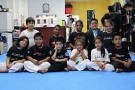 Kid's Tae Kwon Do and Self-Defense Int (ages 9-12) Photo