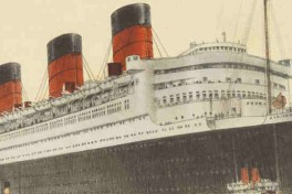 Maritime Royalty: The Life and Times of the Queen Mary Photo