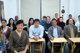 Chinese Advanced Class (Level 3) Photo