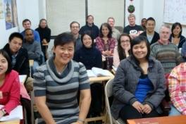 Chinese Intermediate Class (Level 2) Photo