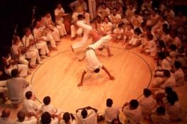 Capoeira Workshop Photo