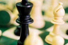 Intermediate Chess Photo