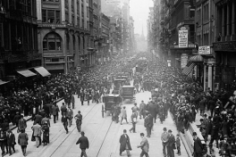 The History of NYC Part II: 1830-Present Photo