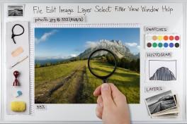 Adobe Photoshop Basic-Intermediate (Level 1) Photo