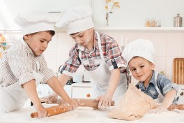 Little Chefs International! 4-6 Years Photo