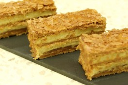 How to Make a Mille-Feuille Photo