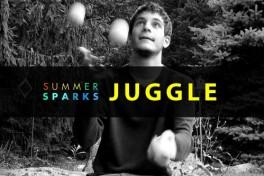 Summer Sparks: Juggling  Photo