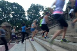 Bootcamp in Central Park Photo