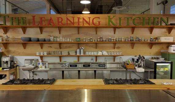 The Learning Kitchen