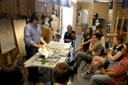 The Teaching Studios of Art Photo
