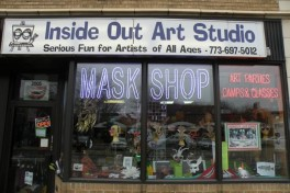 Inside Out Art Studio Photo