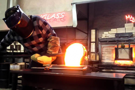 Intro to Glass Blowing (8 weeks)