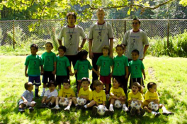 Soccer in Juniper Valley Park Ages 6  Up  Kids Soccer Classes